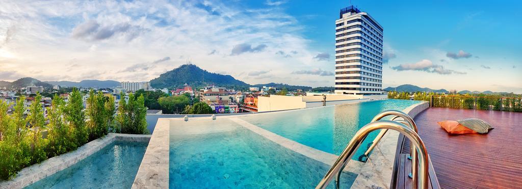 รวมโรงแรมน่าพัก บรรยากาศดี ที่ภูเก็ต